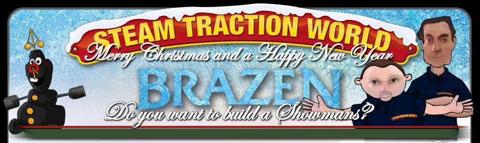 Frozen Steam Traction World