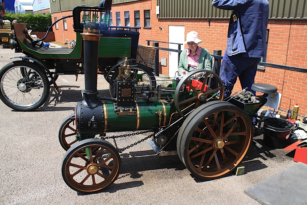 Steam Traction World