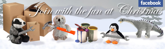 Christmas 2013 – The Bear and the Hare