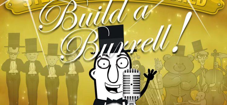 Christmas 2017 – Build a Burrell