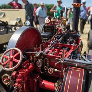 Steam Traction World Ten Year Anniversary