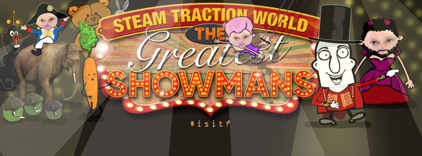 the greatest showmans