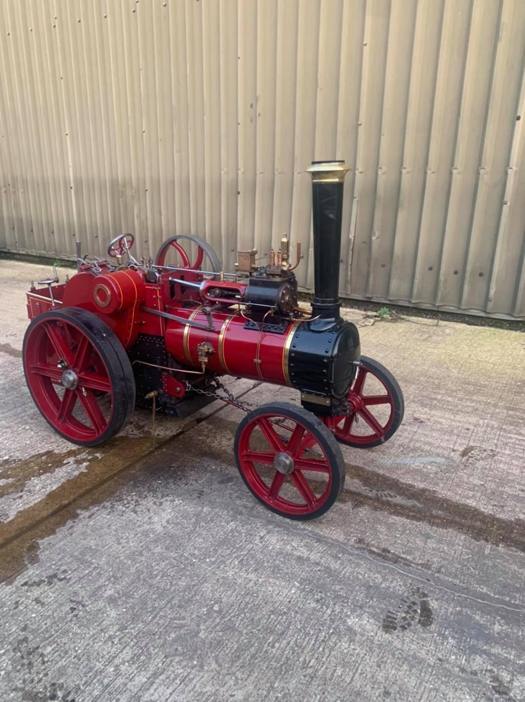 little samson engine