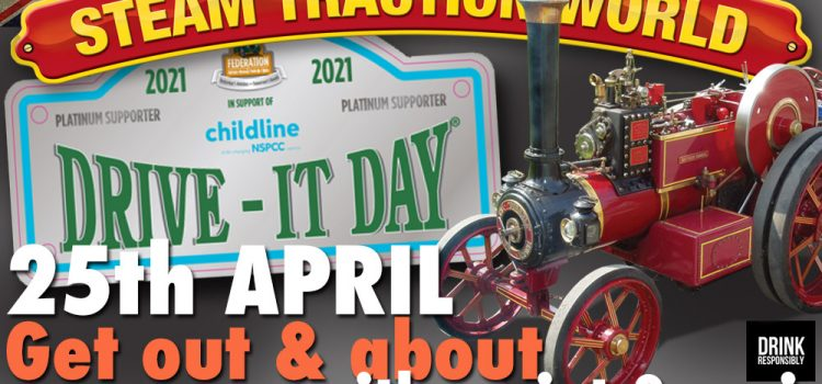 Drive it Day 2021