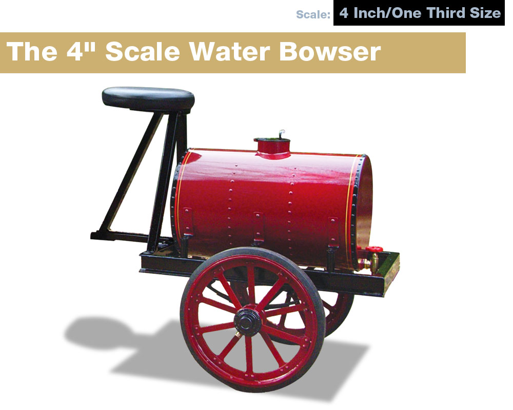 NEW BATCH OF 4″ SCALE WATER BOWSERS STARTING JULY
