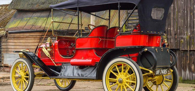 Steve Baldock stanley steam car