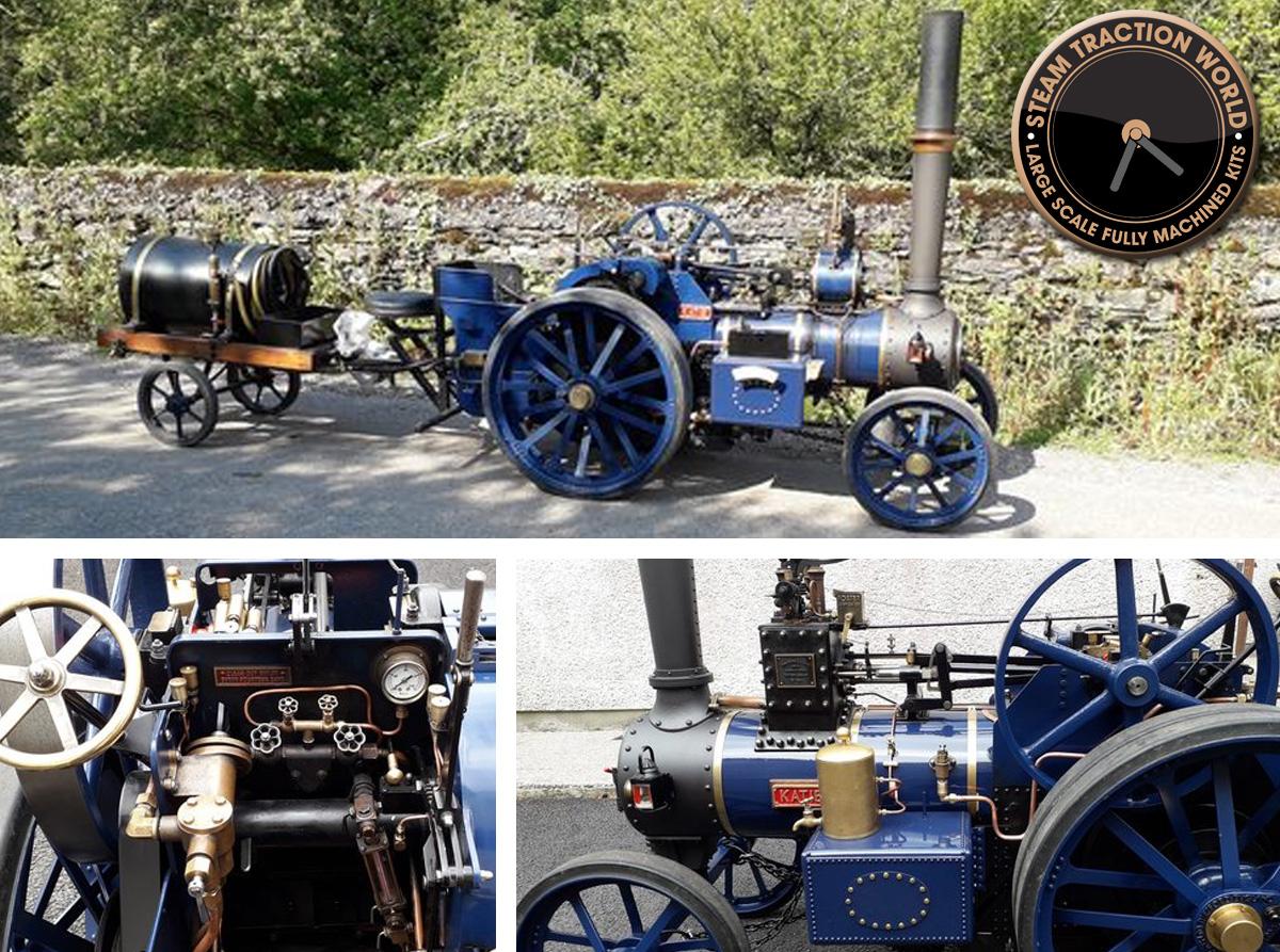 steam engine ireland