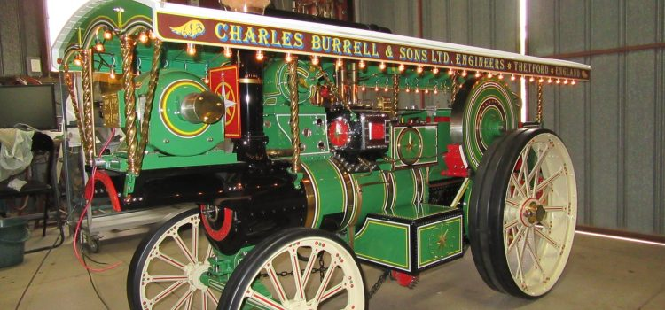 steam engine kit australia
