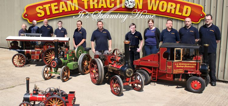 Steam Traction World Italy