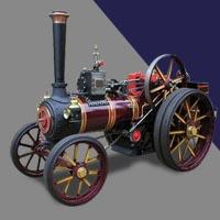 Steam Traction World