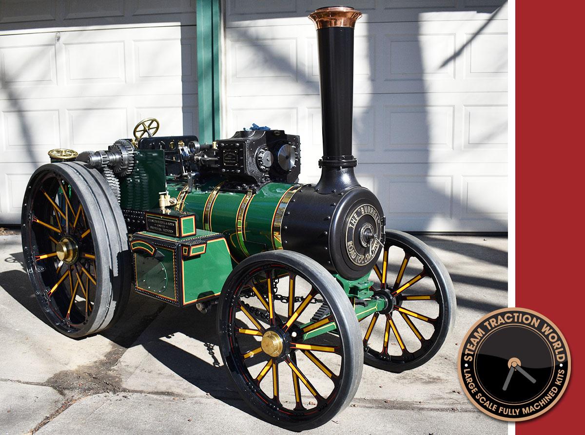 USA Steam Engine