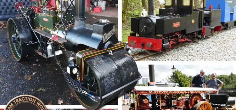 Scotland steam build