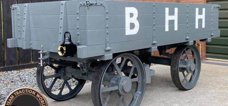 New Wagon